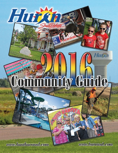 2015 Huron, SD Community Guide
