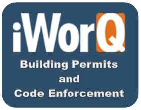 Click here to access online building permits and code enforcement