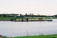 This is a photo of Ravine Lake