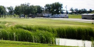 This is a photo of Memorial Campground